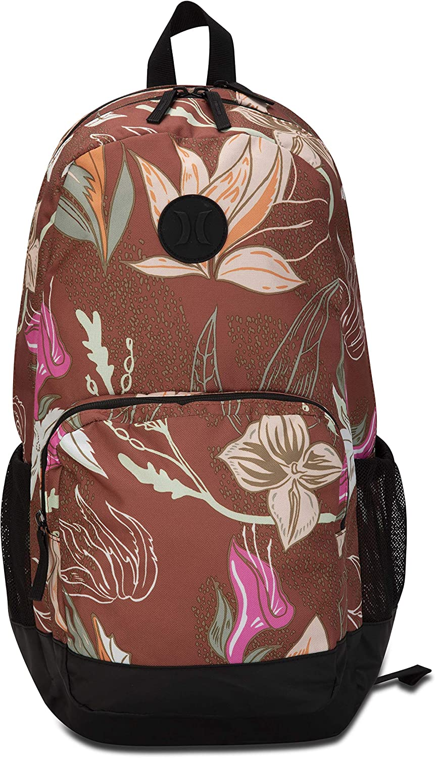 Hurley Women's W Printed Renegade Backpack, Dusty Peach, One Size