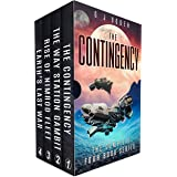The Contingency War Boxed Set: The Complete Four Book Series