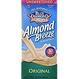 Blue Diamond Bev Almond Brze Orgnl Unswtn