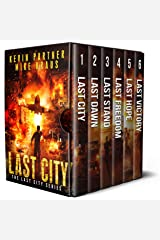 The Last City Omnibus: (The Complete Last City Series, Books 1-6) Kindle Edition