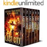 The Last City Omnibus: (The Complete Last City Series, Books 1-6)