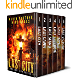 The Last City Omnibus: (The Complete Last City Series, Books 1-6)