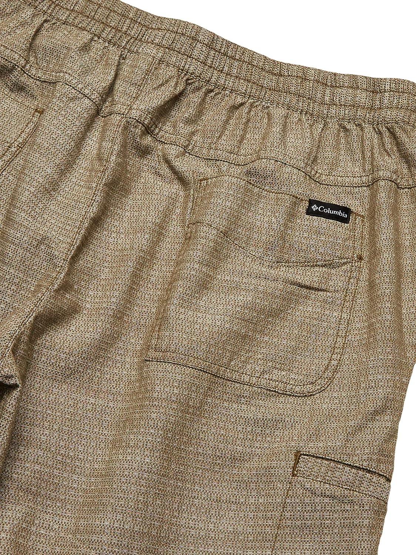 100/% Organic Cotton Columbia Men/'s Summer Chill Shorts