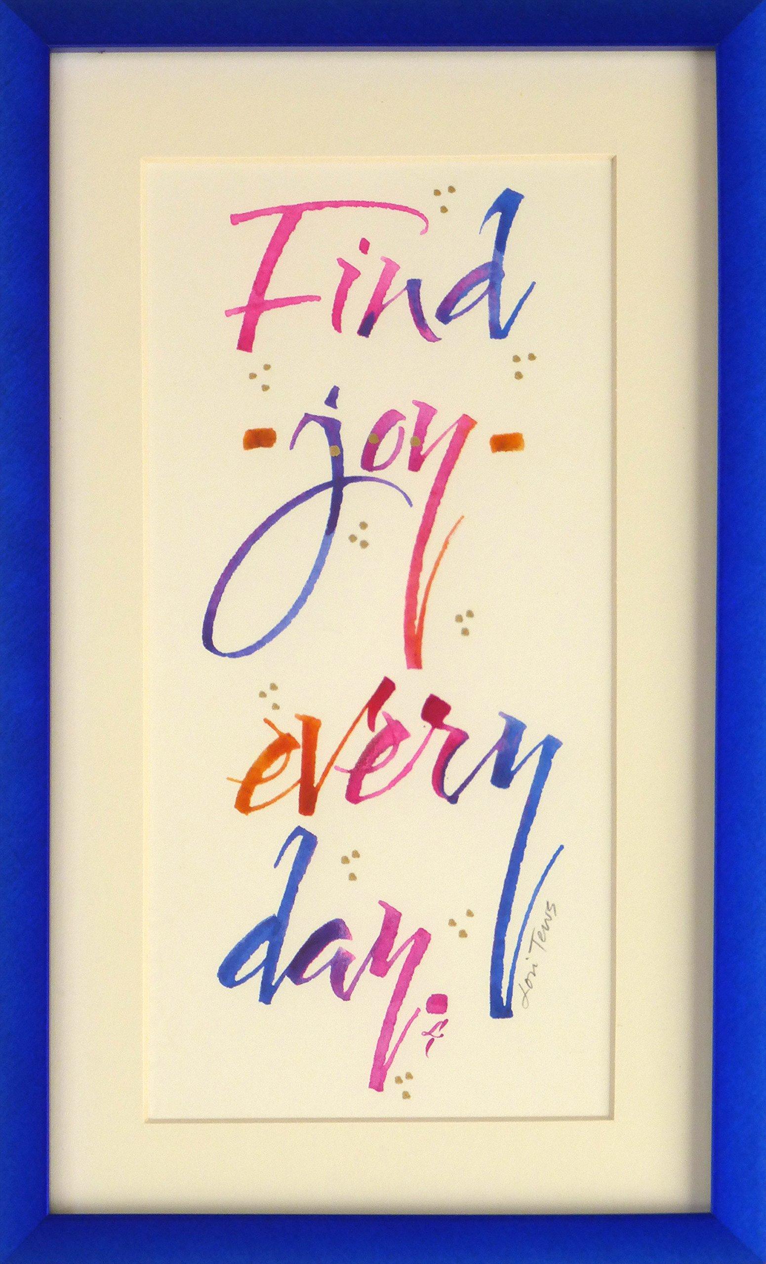 Find Joy Every Day