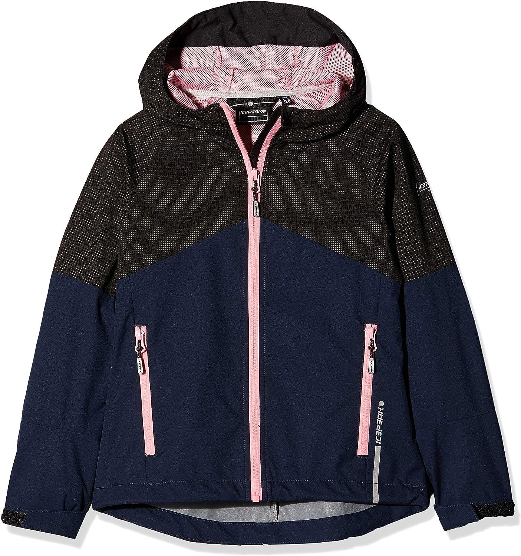 Softshell Jacket Bambina ICEPEAK Tawny Jr