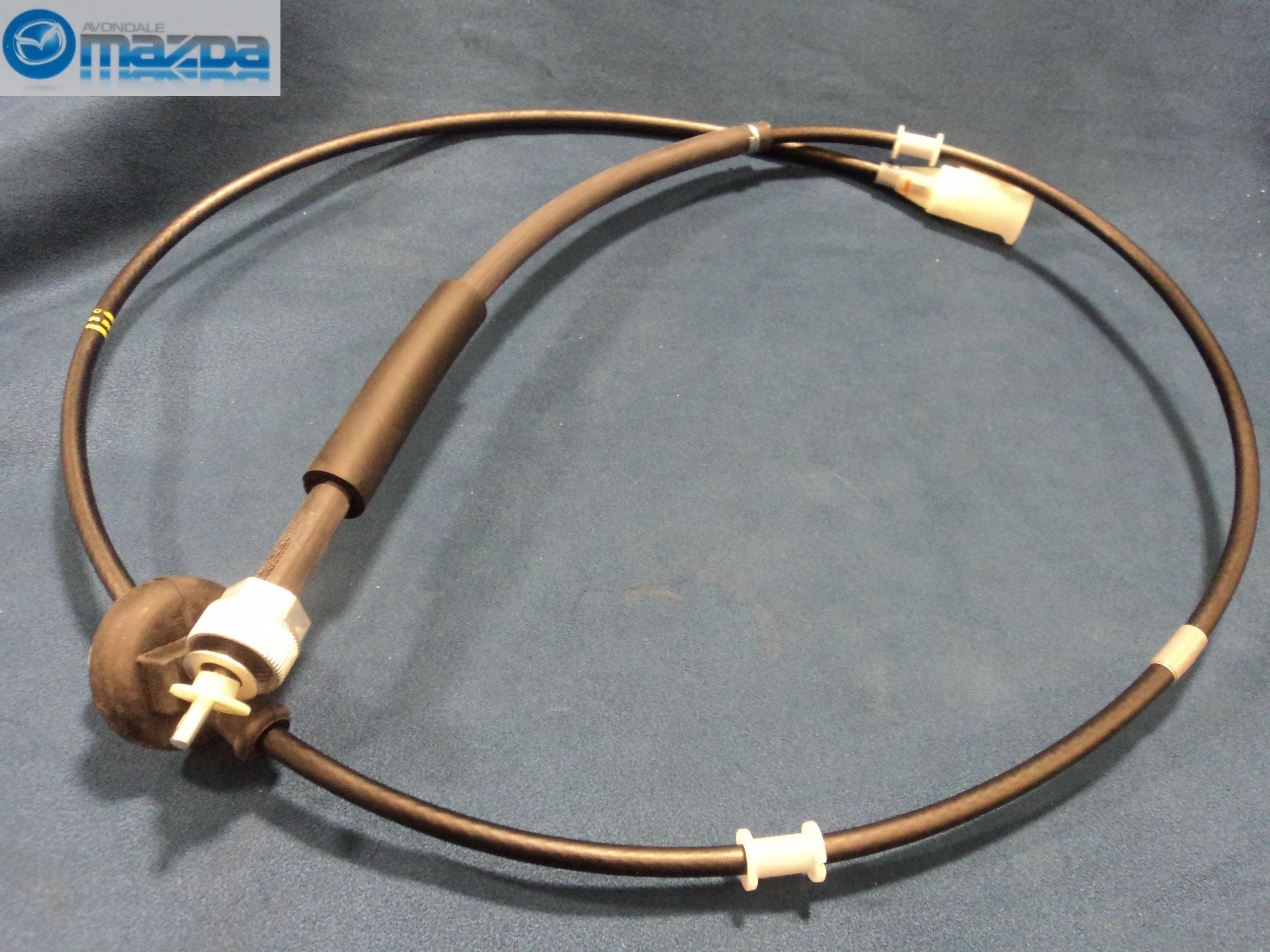 MAZDA MIATA 1990-1997 NEW OEM AUTOMATIC TRANSMISSION SPEEDO CABLE by Mazda
