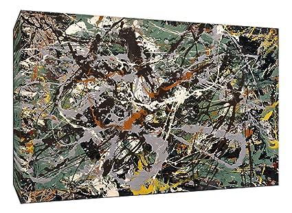 Green Silver By Jackson Pollock Top 10 Jackson Pollock