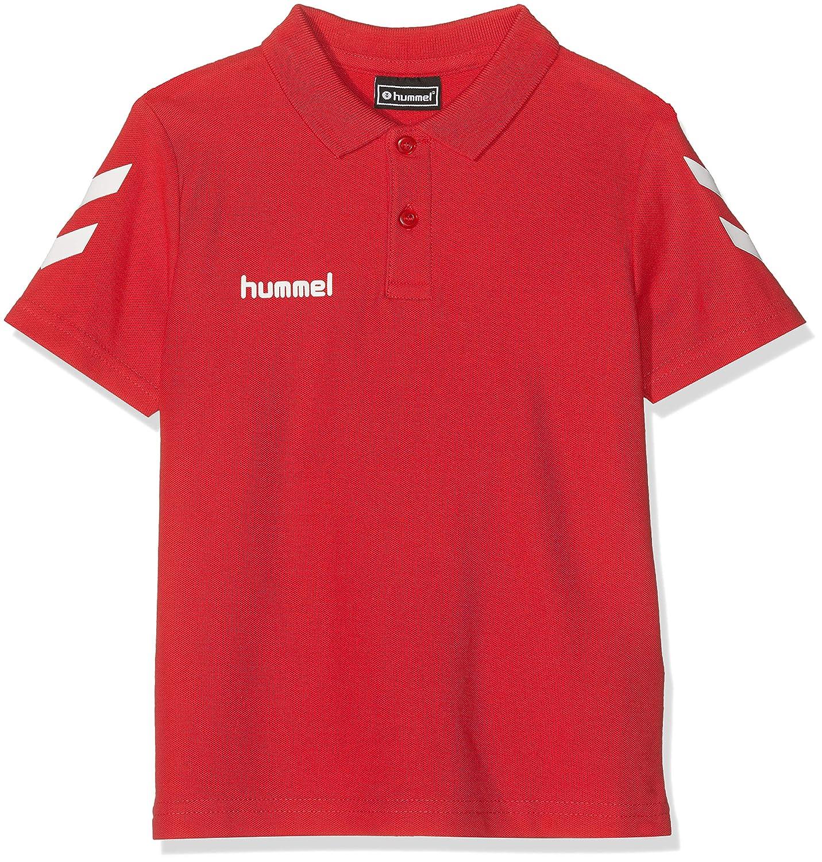 hummel Hmlgo Kids Cotton Polo Hemd Unisex Bambini
