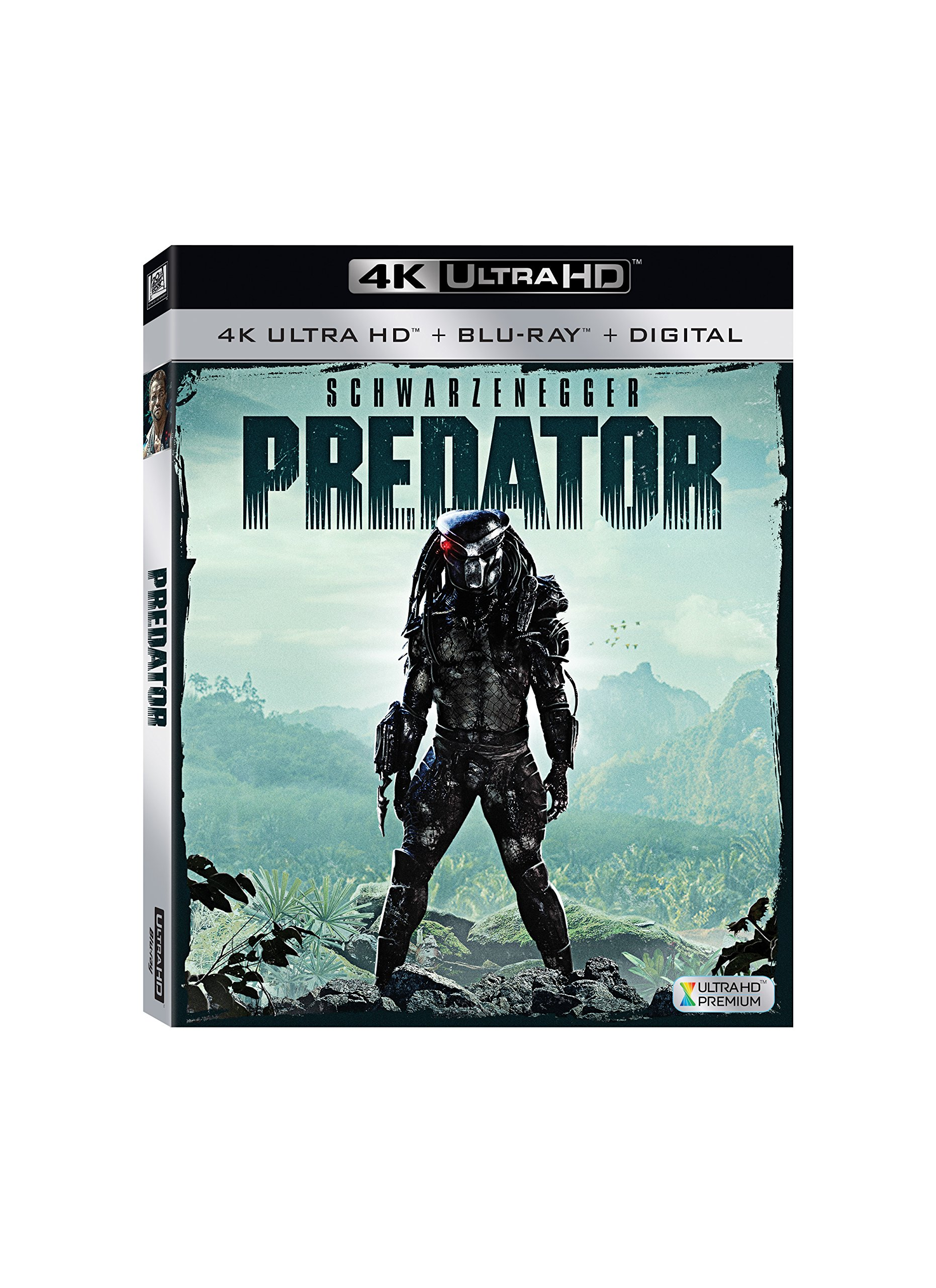 Blu-ray 3D : Predator (With Blu-Ray, 4K Mastering, Subtitled, Digital Theater System, Dolby)