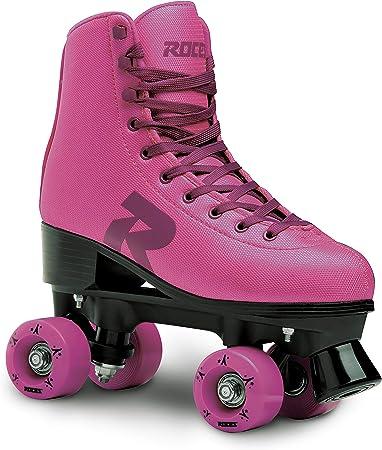 Roces 550062 Model 52 Star Roller Skate US 3M//5W Pink//Violet