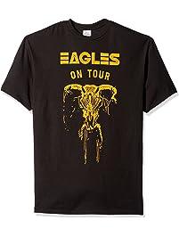 FEA Mens Eagles on Tour Skull Mens T-Shirt T-Shirt