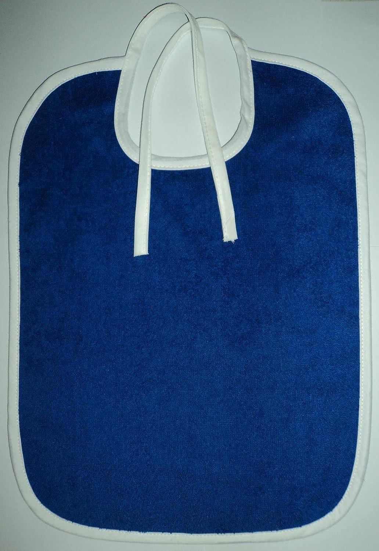 4er Set Baby-Kinderl/ätzchen 60/°C waschbar Extra Lang 30cm Breit x 40 cm Lang