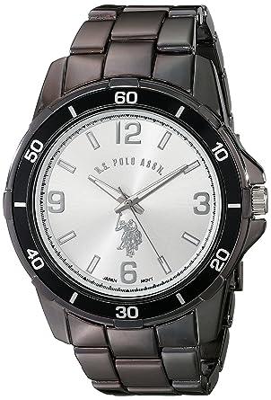 U.S.POLO ASSN. USC80299 - Reloj de Pulsera Hombre, Aleación, Color ...