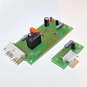 Whirlpool 4389102 W10757851 Icemaker Emitter Sensor Control Board (Original Version)