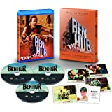 ベン・ハー 日本語吹替音声追加収録版 ブルーレイ(初回限定生産/3枚組) [Blu-ray]