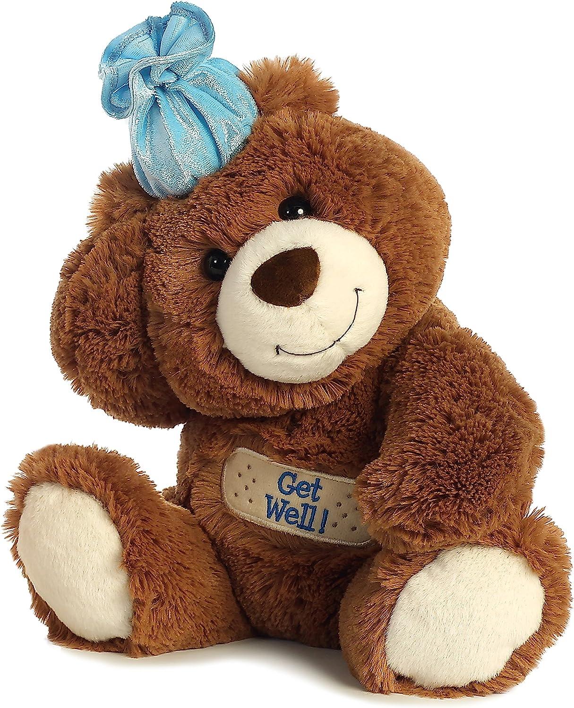 """Aurora - Bear - 12"""" Get Well Bear"""
