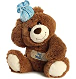 Aurora World Plush Bear, Get Well Bear