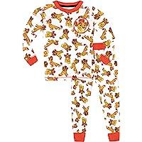 Disney Pojkar lejongarden lejon guard kion pyjamas slim fit