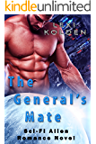 The General's Mate (SciFi Alien Romance Novel)