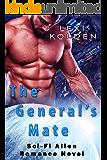 The General's Mate (SciFi Alien Romance Novel)