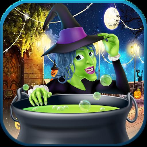 Halloween Monster Salon 2017 (Helloween Halloween 2017)