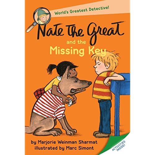 Nate the Great and the Missing Key (Nate the Great Detective Stories)