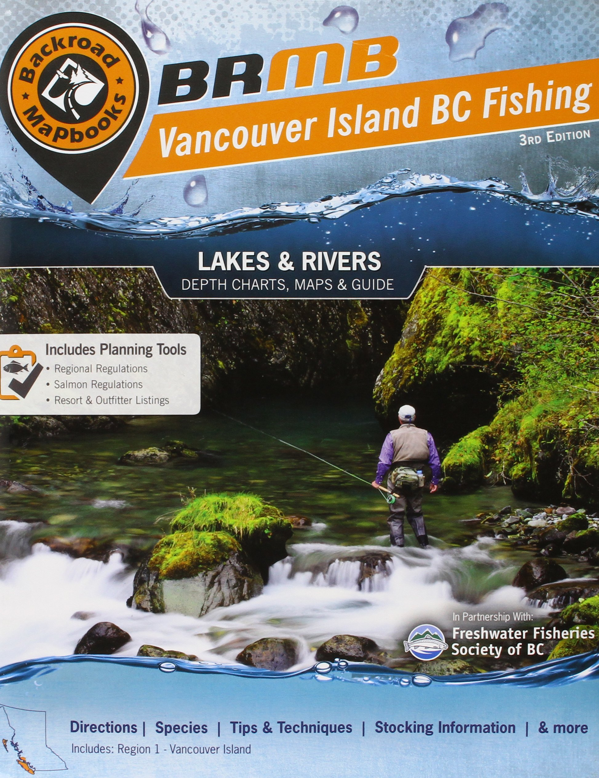 Buy Vancouver Island Bc Fishing Mapbook Region 1 Vancouver Island Fishing Mapbooks Book Online At Low Prices In India Vancouver Island Bc Fishing Mapbook Region 1 Vancouver Island Fishing Mapbooks Reviews