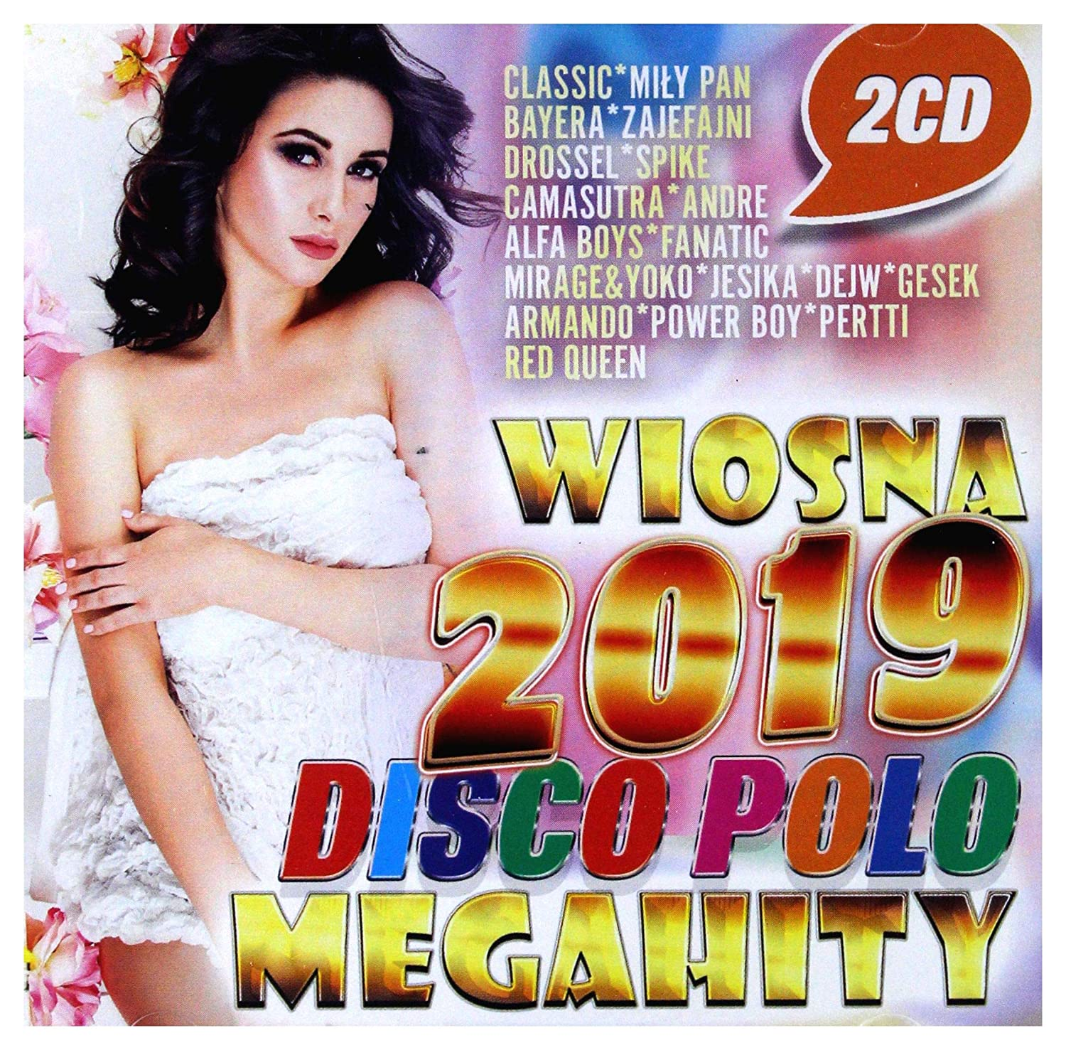 Wiosna 2019 - Disco Polo Mega Hity : Classic, MiĹy Pan: Amazon.es ...