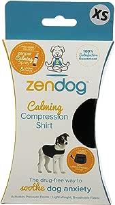 ZenDog Calming Shirt, X-Small (Chest 30-43Cm)