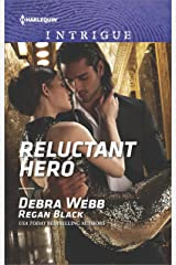 Reluctant Hero (Harlequin Intrigue Book 1746) Kindle Edition