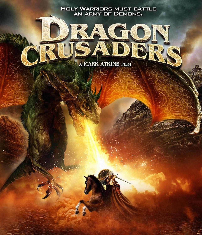 Amazon Com Dragon Crusaders Blu Ray Dylan Jones Cecily Fay Tony Sams Karl Greenwood Shinead Byrne Mark Atkins Movies Tv