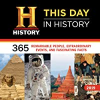 2019 History Channel This Day in History Wall Calendar: 365 Remarkable People, Extraordinary Events, and Fascinating Facts