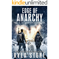 Edge of Anarchy: A Post-Apocalyptic EMP Survival Thriller (Edge of Collapse Book 4) book cover