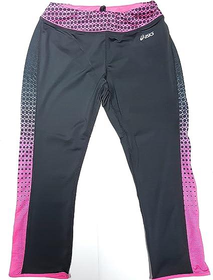 Elegante Fábula Inicialmente  ASICS Pantalon Running Asphalt Femme, Large: Amazon.fr: Sports et Loisirs