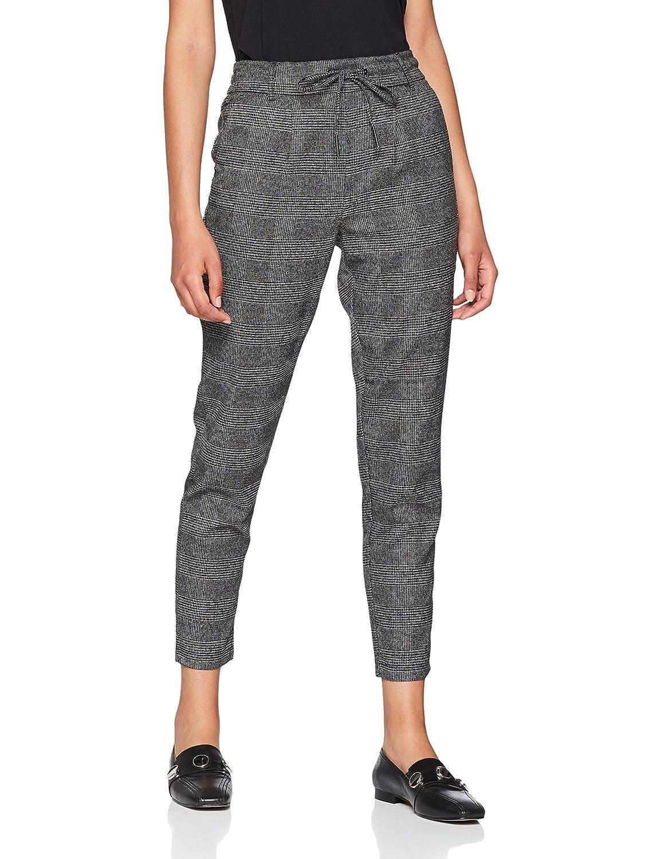 Only Onlpoptrash Soft Check Pant Noos, Pantalones para Mujer