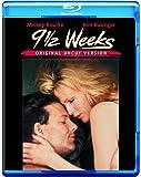 9 1/2 Weeks (Original Uncut Version) [Blu-ray]