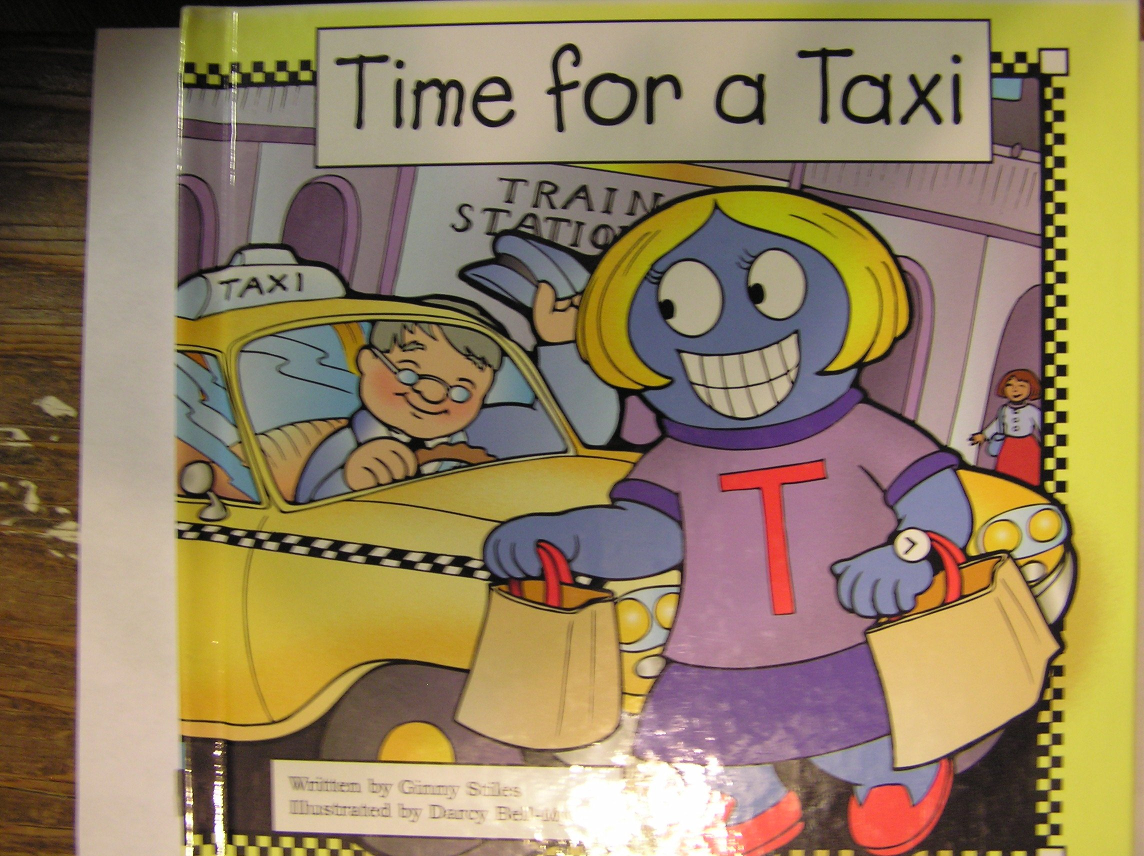 Time For A Taxi Ginny Stiles 9780766512207 Amazon Com Books