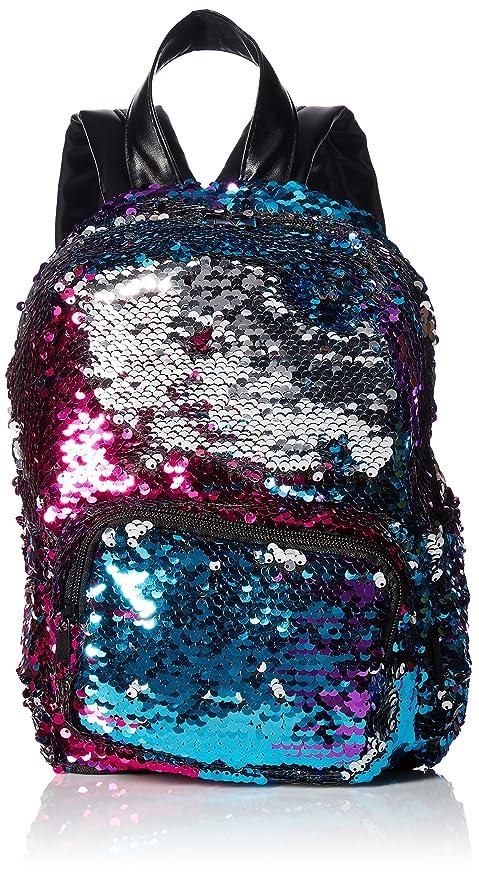 ea5bff72f271 Amazon.com  Style.Labs Magic Sequin Mini Backpack
