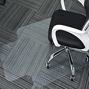 Chair Mat Office Chair Mat for Carpet Protector with Lip Studs 45