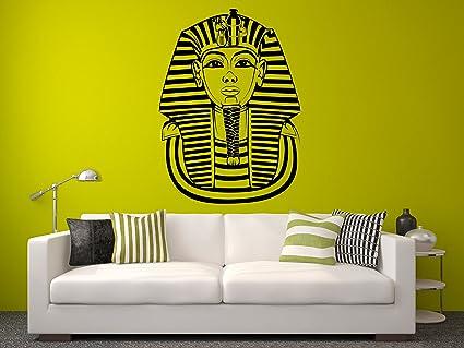 Máscara de Tutankamón rey Tut egipcio para pared