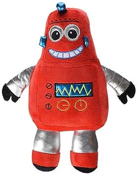 Peluches Cel - Robot, color rojo (MAE 2023magneto)