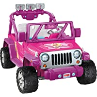 Power Wheels Barbie Deluxe Jeep