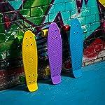 Xootz Kid's Retro Skateboard