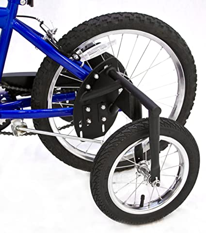 Amazon Com Bike Usa Inc S Junior Stabilizer Wheel Kit For Youth 20 Inch Wheel Bmx Bikes Heavy Duty Bmx Training Wheels Bicycle Training Wheels Sports Outdoors