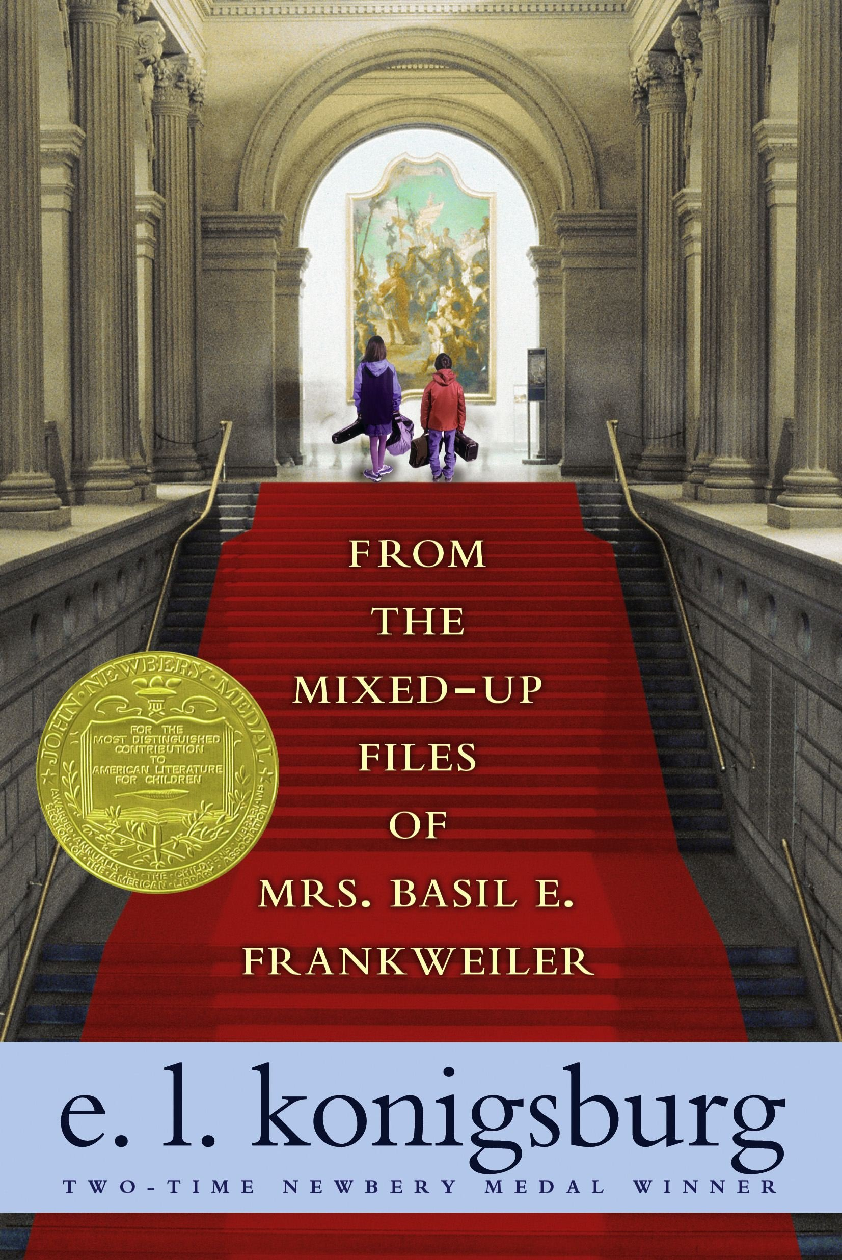 Image result for the mixed up files of mrs basil e frankweiler