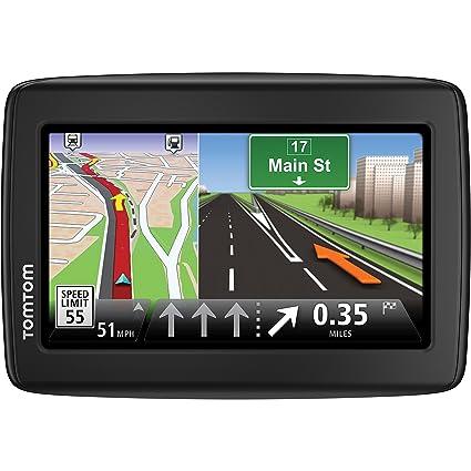amazon com tomtom via 1410m 4 3 inch portable gps navigator with rh amazon com