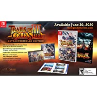 The Legend of Heroes: Trails of Cold Steel 3 Extracurricular Edition Nintendo Switch;