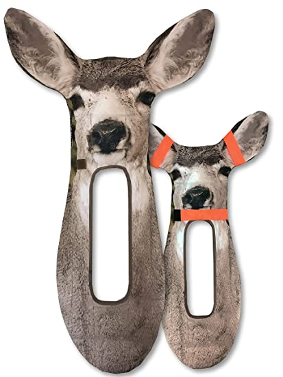 08b420180508a Amazon.com : Ultimate Predator Mule Deer Stalker Decoy : Sports & Outdoors