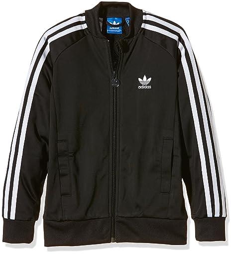 giacca adidas superstar nera