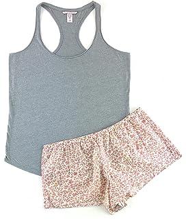 98d646e1ba Victoria s Secret Mayfair Graphic Tank and Shorts Pajama Set at ...